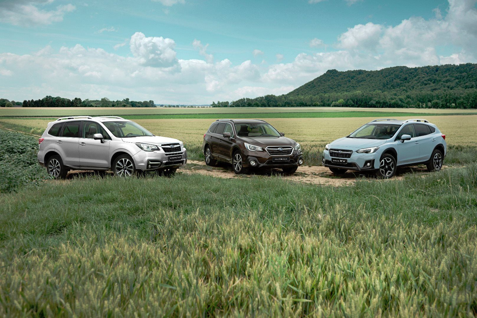 SUBARU CELEBRATES 60TH ANNIVERSARY WITH DIAMOND ANNIVERSARY VEHICLES